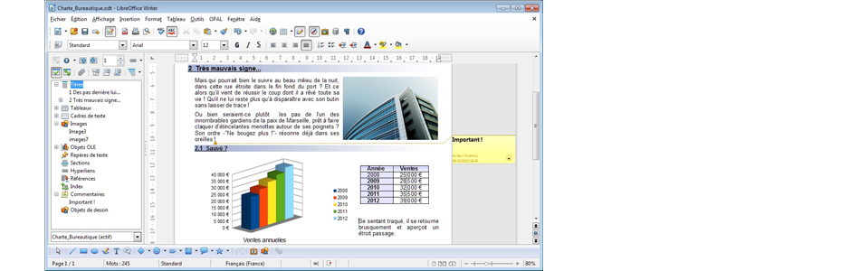 OpenOffice – LibreOffice